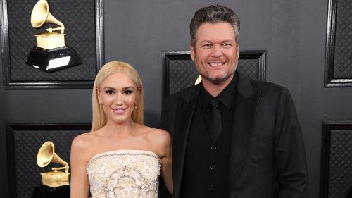 Gwen Stefani Sparks Blake Shelton Marriage Speculation After Seemingly Wearing Diamond Wedding Band
