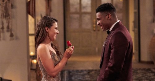 Katie Reveals If Andrew S. Should Be 'The Bachelor' After Tearful Goodbye