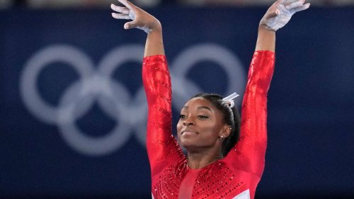 Simone Biles' Biological Mother Gives Rare Statement After Daughter Steps Down From Tokyo Olympics