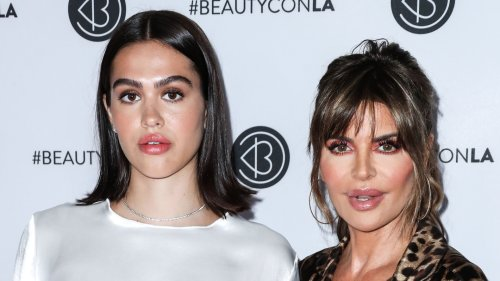 Lisa Rinna Defends Daughter Amelia Gray Hamlin After Plastic Surgery Rumors: 'Most Gorgeous Lips'