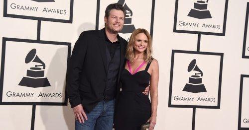 Blake Shelton and Miranda Lambert Aren't 'Upset' Anymore After Divorce