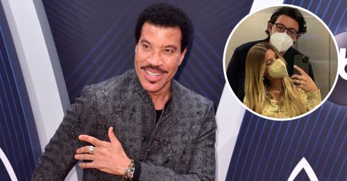 How Lionel Richie Feels About Sofia's New Boyfriend Elliot Grainge