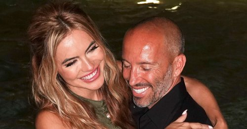 Chrishell Stause, Jason Oppenheim Pack on the PDA in Italy: Photos