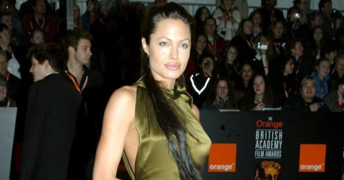 Angelina Jolie's Most Fashionable Braless Looks Over the Years