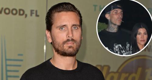 Scott Disick Had a Blink-182 CD in Car in Resurfaced 2012 'Punk'd' Clip
