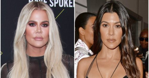 Khloe Says Family Wasn't 'Allowed to Talk About' Kourtney's BFs on Show
