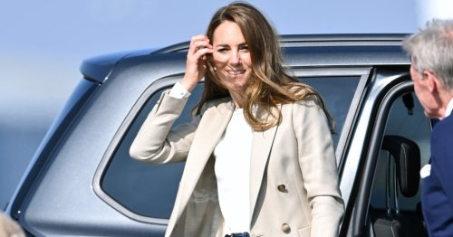 Kate Middleton Shuts Down Pregnancy Rumors in 1st Outing in 2 Months