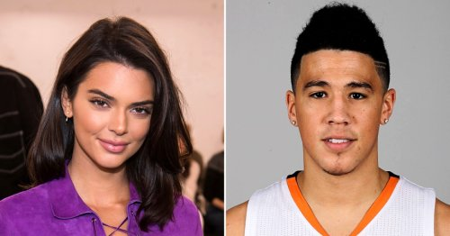 Kendall Jenner, Devin Booker Celebrate 1st Anniversary With Rare Photos