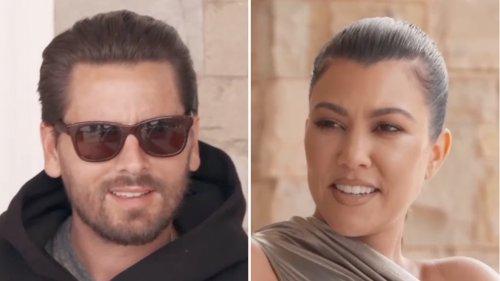 Scott Disick Says It 'Hurts' When Ex Kourtney Kardashian Is 'With' Other Guys on 'KUWTK'