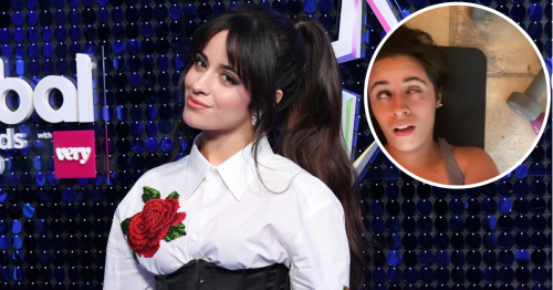 Camila Cabello Gives Fans an Inside Look at Her Workout Routine