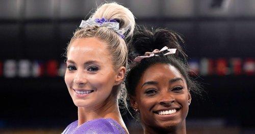 Meet MyKayla Skinner, the Gymnast Who Replaced Simone Biles on Vault