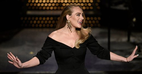 Adele Looks Unrecognizable While Showing Off Slim Figure in New Photos