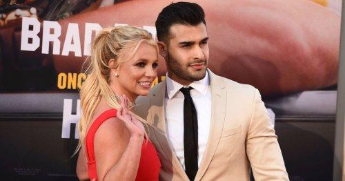 Britney Spears' BF Sam Asghari Has a Pretty Sizable Net Worth