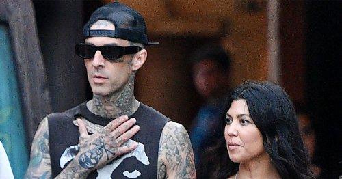 Kourtney Kardashian Shares Pregnancy Diet Tips Amid Travis Barker Romance