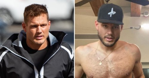 Former Bachelor Colton Underwood Shows Off Impressive Weight Loss: Pics