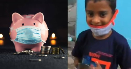 7-YO Donates Savings To COVID Relief Fund, CM Stalin Surprised Him With A Gift