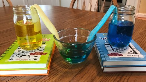 Try the 'Walking Water' Experiment With Your Kids