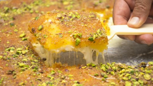 Ramadan Recipes: How To Make an Epic Knafeh in Time for Eid