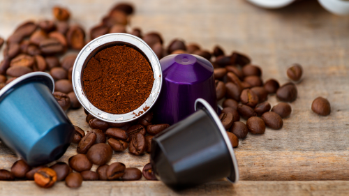 Here's How You Can Reuse Coffee Pods