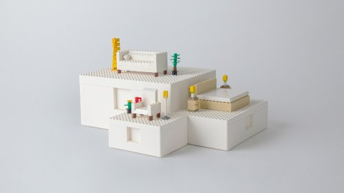 IKEA's New Lego Series Comes With Iconic Instruction Manuals