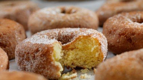 Cinnamon Doughnut Bread Is the Breakfast Snack We Deserve