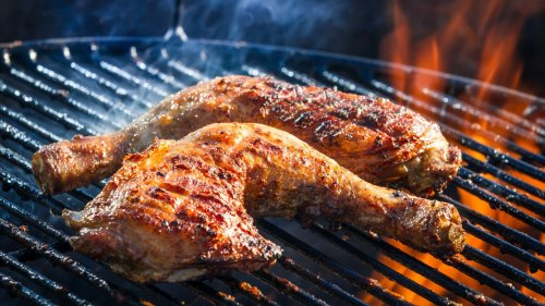 The Best Grilled Chicken Marinade Has Just Two Ingredients