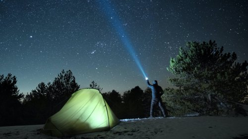 5 Torches That'll Be the Light of Your Life While Camping