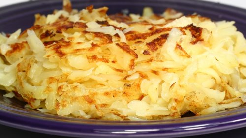 How to Make an Epic Hash Brown in the Air Fryer