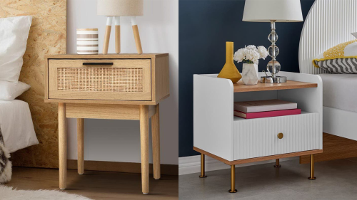 These Affordable Bedside Tables Will Look Better Than That Dusty Stack of Books
