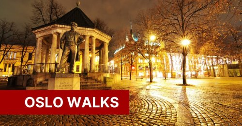 Watch: Walking Tour Videos of Oslo - Life in Norway