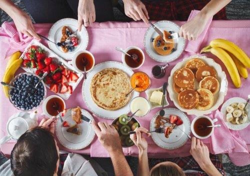 Gesundes Frühstück • Ideen und Tipps