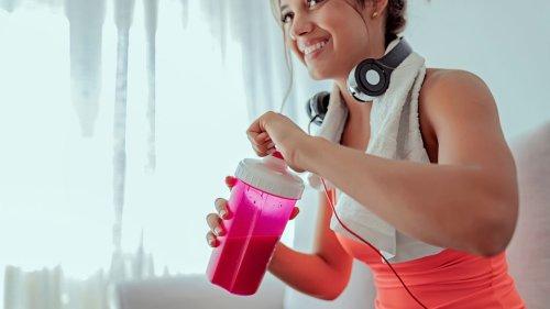 Eiweißpulver zum Muskelaufbau und Abnehmen