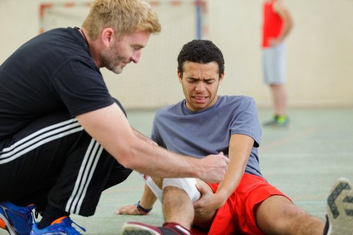 4 First Aid Tips For Training Injuries