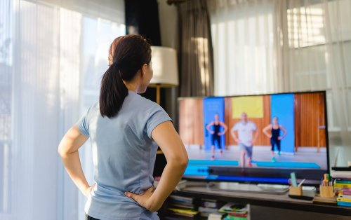 5 Ways You Can Improve Your Fitness From Home