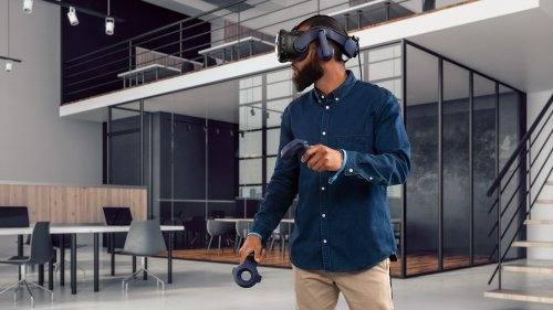 The HTC Vive Pro 2 VR Headset Makes Me Want to Ditch Oculus