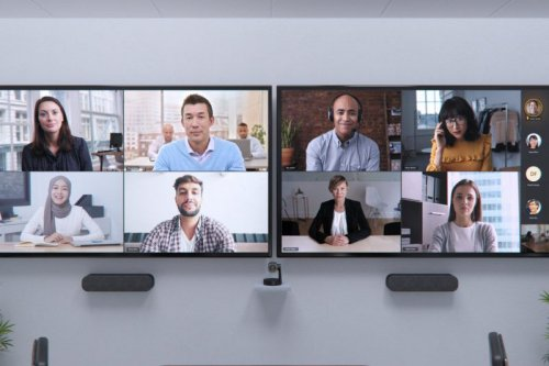 Microsoft Teams Is Adapting for Hybrid Meetings