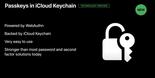 How iCloud Passkey Can Make a Password-Free Future