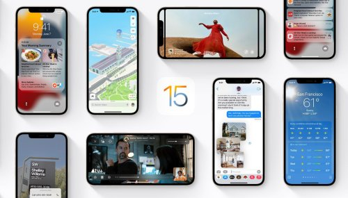 iOS 15 and iPadOS 15 Public Beta Now Available