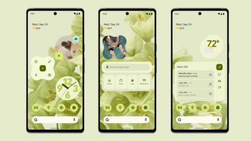 Android 12 Is Out Now. Here Are Some of the Highlights
