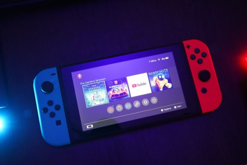 Nintendo Isn't Making a Switch Pro, and That's Okay