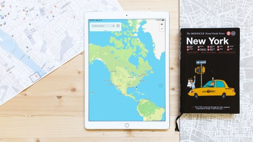 How to Update Maps on iPad