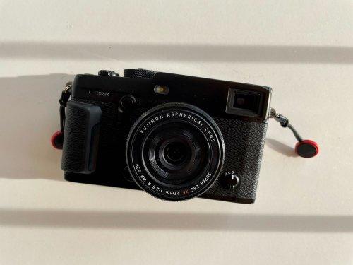 Why I love Fujifilm's Tiny Weatherproof 'Pancake' 27mm f2.8 Lens