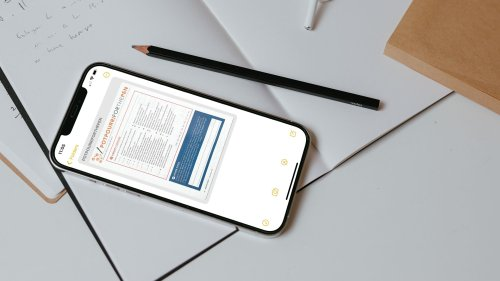 How to Scan Documents Using Notes on iPhone and iPad