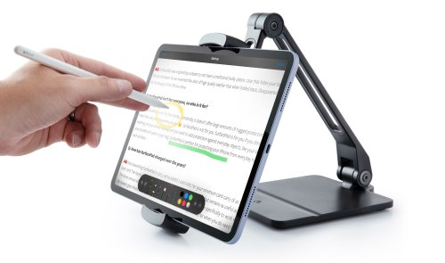 Why Everyone Needs a Stand for Their iPad