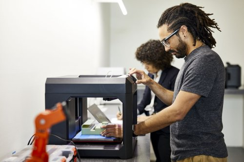 AI Could Give 3D Printers New Capabilities