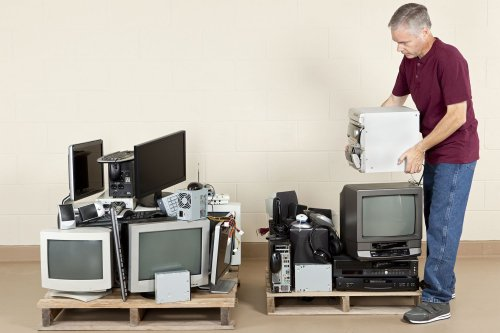 How to Recycle That Old Home Theater Gear