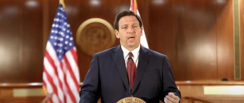 Florida Gov. DeSantis Rakes In Huge Fundraising Haul For 2022