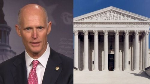 GOP Sen. Scott Reveals Real Reason Democrats Want To Pack The Supreme Court