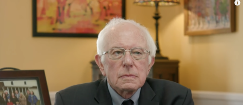 Bernie Sanders: Government Paying For Hearing Aids And Eye Glasses Counts As Infrastructure