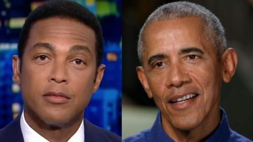 Don Lemon Claims Believing Obama Wasn't Born In US 'National Progression' To Thinking Trump Won